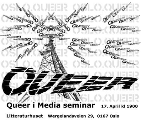 Queer i media seminar